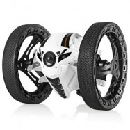 image of RUNHUZHINENG RH803 2.4GHZ RC JUMPING CAR RTR UP TO 80CM HIGH / IMPACT-RESISTANT / SPEED SWITCH (WHITE) -